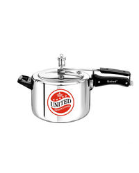 United Regular Pressure Cooker 8 Ltr