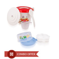 Nayasa Rice Cooker & Idli Maker Set