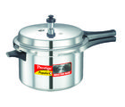 Prestige Popular Plus 5.5 Ltr Outer Lid - Aluminium Pressure Cooker, multicolor
