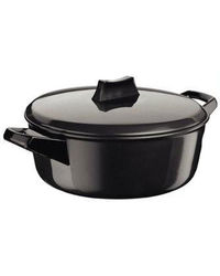 Hawkins Futura Cook-n-Serve Bowl,  black