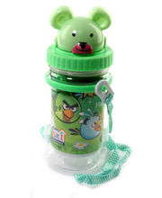 SKI Slice Small Water Bottle, green
