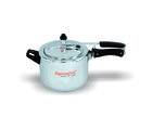 Signoracare Pressure Cooker For Induction Cooker 5 Ltr, multicolor