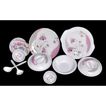 Choice 32 Pcs Melamine Dinner Set LE CH 006