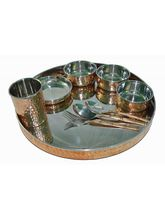Saga Dinner Set+ 3 Spoon Set - RI_ Prod_ 0038, Multicolor