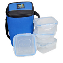 Eagle Home Water Tighty Lunch Bag Vr 400Ml* 4