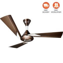 Orient Electric Orina 1200 mm,  chocolate brown ivory
