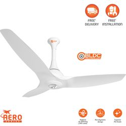 Orient Aeroquiet powered by BLDC (With remote),  white
