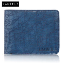 Laurels Hornet Men's Wallet (Lw-Hrnt-03),  blue