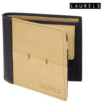 Laurels Bloke Men's Wallet (Lw-Blk-0902), tan and black