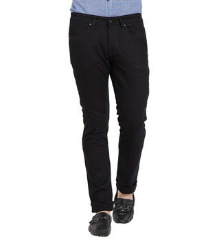 Low Rise Narrow Fit Jeans, 32,  black