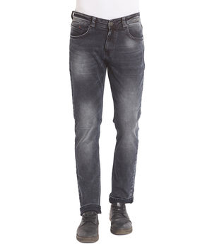 Low Rise Narrow Fit Jeans, 34,  dark blue