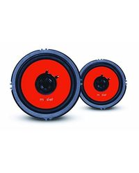 "Mosfet BigBang 1610 (MOS-BB 1610) 6"" Dual Cone Car Speakers"