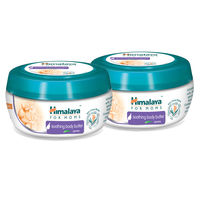 Himalaya For Moms Soothing Body Butter-Jasmine 50 Ml-Pack Of 2