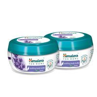 Himalaya For Moms Soothing Body Butter-Lavender 100 Ml-Pack Of 2
