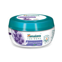 Himalaya For Moms Soothing Body Butter-Lavender 50 Ml
