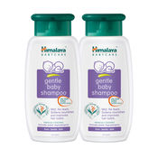 Himalaya Gentle Baby Shampoo 400 Ml-Pack Of 2