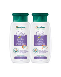 Himalaya Gentle Baby Shampoo 200Ml-Pack Of 2
