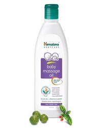 Himalaya Baby Massage Oil 200Ml