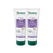 Himalaya Baby Cream 200 Ml-Pack Of 2