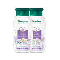 Himalaya Gentle Baby Bath 100 Ml-Pack Of 2