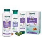 Himalaya Baby Gentle Soap 125 Gmsand Baby Powder 100 Gmsand Baby Lotion 200 Mland Baby Cream 50 Ml