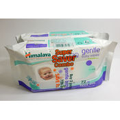 Himalaya Gentle Baby Wipes 72'S* 2