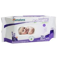 Himalaya Soothing Baby Wipes 24'S