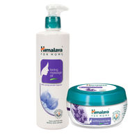Himalaya For Moms Tonning Massage Oil 500 Ml And Soothing Body Butter 100 Ml