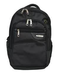 Sapphire Iten Casual Backpack,  black