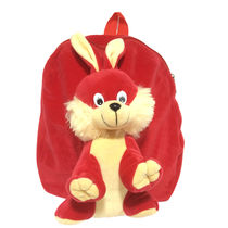 Ultra Bunny School Bag 12 Inches (1176UST), red