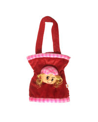Ultra Tote Bag 10 Inches (1155UST), red