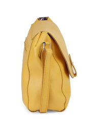 Donna & Drew Sling Bag (5012),  yellow