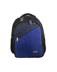 Sapphire Stigma Laptop Backpack,  navy blue