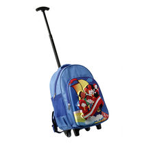 Fidato Kids Wheeled Backpack (FDKBT01),  blue