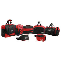 Fidato Travel Bags - Set Of 7 (FD-250), red and black
