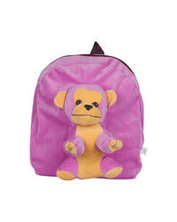 Ultra Monkey School Bag 12 Inches (1174UST),  purple
