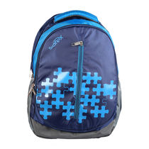 Safex Maaza College Backpacks,  navy blue