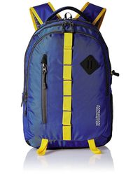 American Tourister Zap-01 Laptop Backpack (14O (0) 01 001),  blue