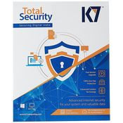 K7 Total Security 1 PC 1 Year