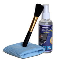 Solo Optical lens cleaning kit (screen cleaner+ wonder cloth+ brush)