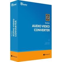 Stellar Audio Video converter,  blue