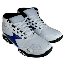 Knightlite Solid Men Active Sports Shoes (sky1), white, 7