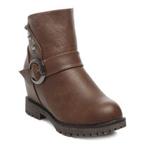 TEN Leather Boots (TENMBTTBI-028BRW01),  brown, 38