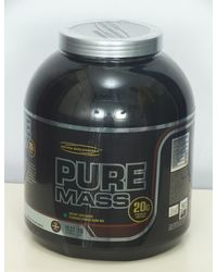 Nutrabiologicals Pure Mass Butter Scotch (NBPM2OO3)