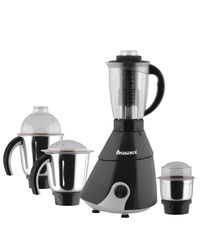 Anjalimix Mixer Grinder Insta 1000 Watts With 4 Jars,  grey