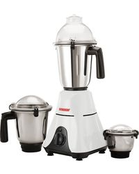 Spherehot MXT 12 600-Watt Mixer Grinder with 3 Jars,  white