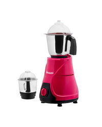 Anjalimix MOJO Mixer Grinder With 2 Jar 600 Watts,  magenta