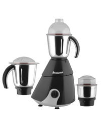 Anjalimix Mixer Grinder Insta 1000 Watts With 3 Jars,  grey
