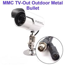 Generic CCTV Camera Analog Bullet Outdoor