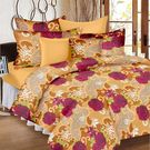 Ahmedabad Cotton Basics Cotton Double Bedsheet With 2 Pillow Covers (ACB20D00091)